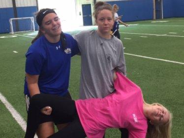 Girls Athletics: Sweet or Sweat?